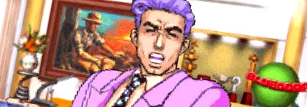 Im Videospiel ist Redd White kein Düster-Journalist, sondern ein Geschäftsmann im pinken Anzug.