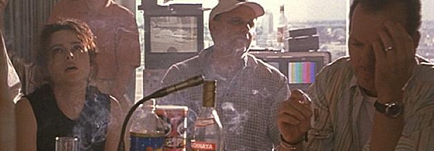 Koppweh in Bagdad: Irgendwann schmeckt auch der beste Wodka mit Schweppes nicht mehr. Die anfängliche Abenteuerstimmung nach der Ankunft im Irak schlägt in Ernüchterung um.