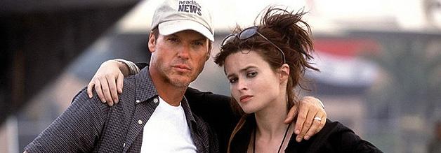 Live aus Bagdad Michael Keaton Helena Bonham Carter Journalist