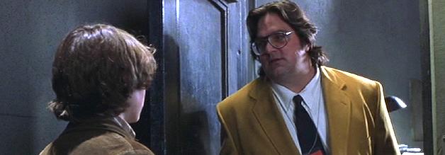 """""""Du kommst hier net rein!"""" Für William Miller ist das Abenteuer Musikjournalismus beinahe schon an der Hintertür zu Ende."""