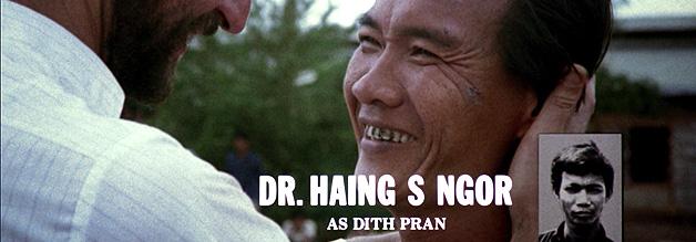 Für Haing S. Ngor beeuten die Dreharbeiten zu The Killing Fields eine persönliche Auseinandersetzung mit der Vergangenheit. Ngor ist selbst Überlebender des Genozids.