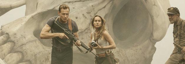 Mason Weaver (Brie Larson) ist mit ihrer Kamera immer im Anschlag mittendrin. Als Fotojournalistin ist sie ohne Relevanz. Zumindest in Kong: Skull Island. Mal sehen, was das Monsterverse um Kong, Godzilla & Co. noch bereit hält.