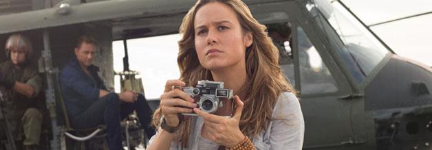 Mason Weaver aus Kong: Skull Island (2017) – Die weiße Frau mit dem Fotoapparat