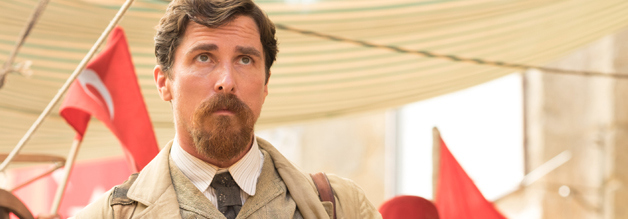 The Promise: Christian Bale macht Fotos am Bosporus