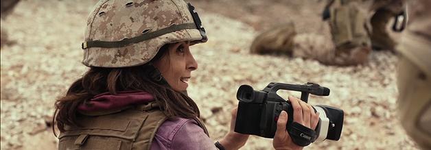 Plötzlich Kriegsreporterin: Kim Baker in Whiskey Tango Foxtrot (2016)