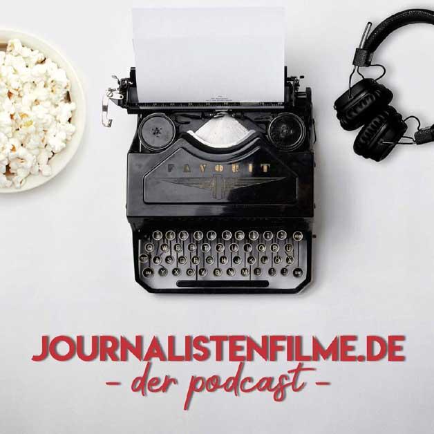 Journalistenfilme to go: Podcasts über Journalistenfilme