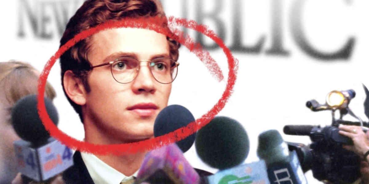 Journalistischer Scherbenhaufen: Shattered Glass (2003)