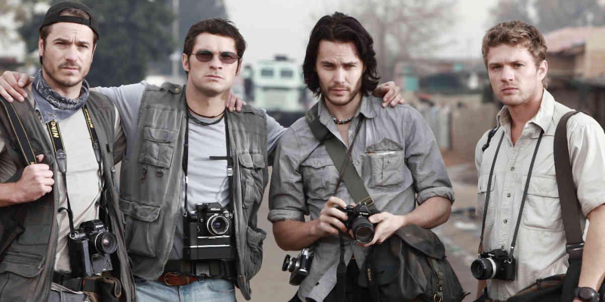 Fall auf Knall: The Bang Bang Club (2010)