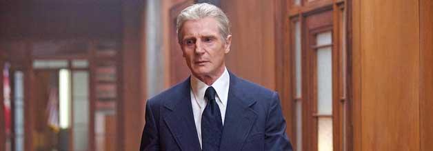 Zwischen Loyalität und Verrat: FBI-Vize Mark Felt (Liam Neeson) steht vor einer schwierigen Entscheidung.