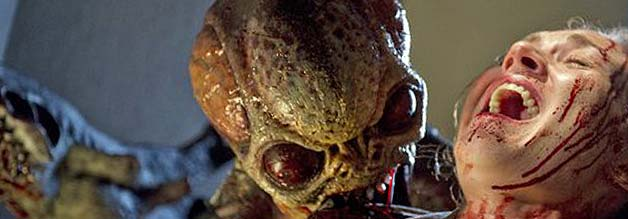 Gefundenes Fressen: Der Tag der offenen Tür in der Area 51.