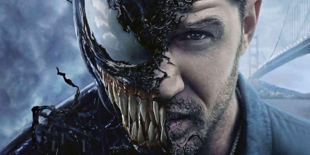 Journalistic Relief #6: Eddie Brock in Venom (2018)
