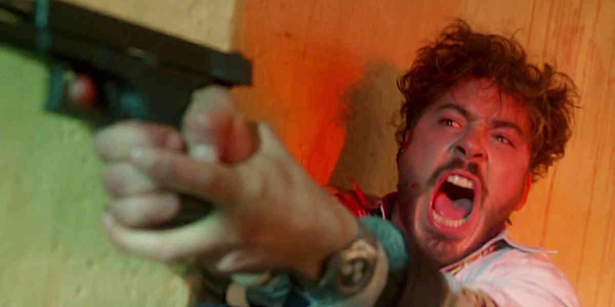 Kurz notiert: Wayne Gale in Natural Born Killers (1994)