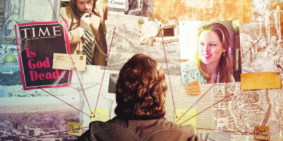 Journalist vs. Jesus: Lee Strobel in Der Fall Jesus (2017)
