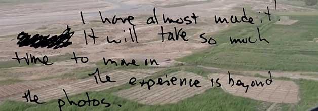 The Kandahar Journals kombiniert Filmaufnahmen mit Tagebucheinträgen des Kriegsreporters Louie Palu.