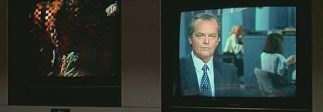 Ein bekanntes Gesicht: Jack Nicholson in einer kleinen Nebenrolle spielt auch mit.