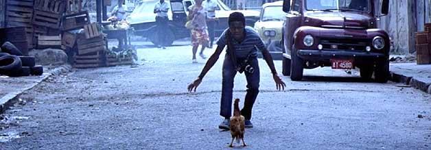 Buscapé ist mittendrin - und doch nur Außenstehender. Von der Gang-Szene hält er sich, so gut es geht, fern.