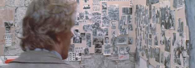 Die Macht der Bilder lässt sich nicht immer kontrollieren. Mit Erschrecken stellt Russell Price fest, dass seine Bilder zweckentfremdet wurden.