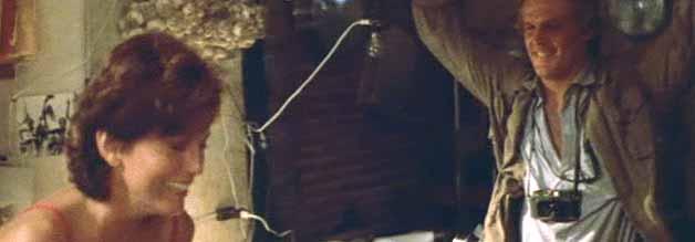 Ablenkung vom Alltag. Russell Price (Nick Nolte) und Claire (Joanna Cassidy) kommen sich näher.