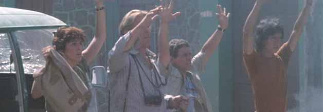 Presse unter Beschuss: Der Reportertross wird auf den Straßen Nicaraguas dingfest gemacht.
