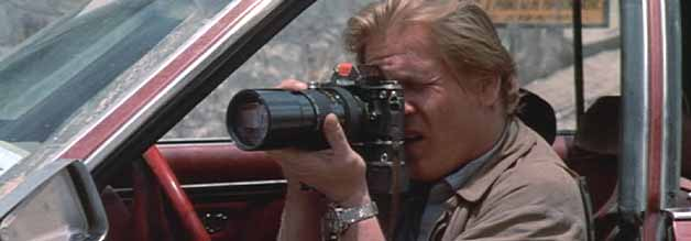 Nick Nolte als Kriegsfotograf in Under FIre