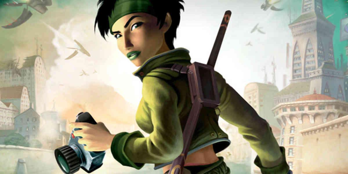 Pixel-Journalisten #2: Jade aus Beyond Good and Evil (2003)