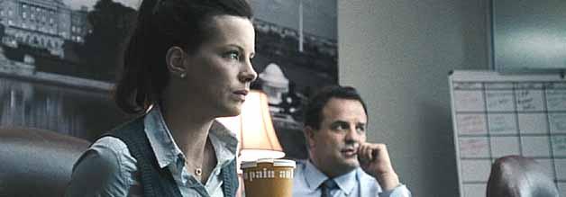 """""""Das ist Watergate"""" - Rachel Armstrong (Kate Beckinsale) weiß um die Tragweite ihrer Recherchen."""