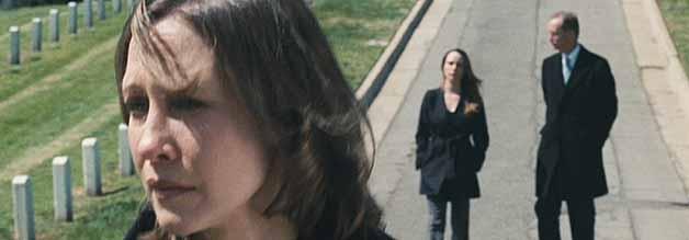 Keine Rückendeckung: Nach ihrer Enttarnung lässt die CIA Erica Van Doren fallen.