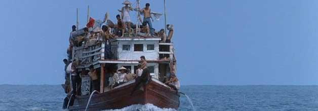 In der Hoffnung auf ein neues Leben in Frieden: 1,6 Mio. Boatpeople sollen  in den 1970er- und 1980er-Jahren über das Meer geflüchtet sein.