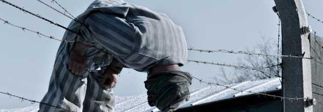 Vertuschungspraktiken der Nazis: Hinrichtungen von Insassen werden als Fluchtversuche oder Selbstmorde inszeniert.