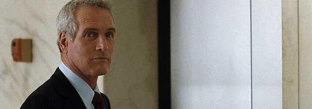 Mike Gallagher (Paul Newman) is not amused: Ja, sein Vater war Alkoholschmuggler und eine Freund der Mafia - das macht ihn aber noch lange nicht zum Verbrecher.