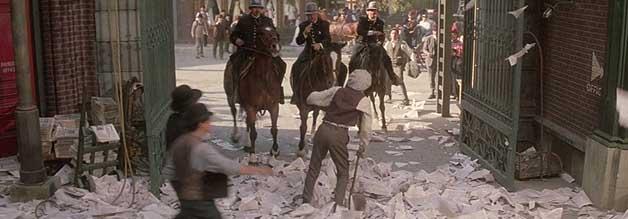 Kinder proben den Aufstand - der Zeitungsjungen-Streik von 1899 war nicht der erste seiner Art, wohl aber der bedeutsamste.