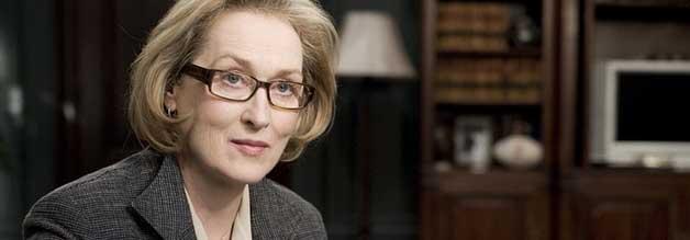 Janine Roth (Meryl Streep) ist eine erfahrene Journalistin. Das schützt die Politberichterstatterin aber nicht vor der allgemeinen Ratlosigkeit.