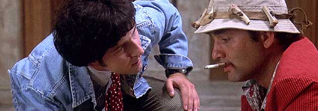 Thompson, wo ist mein Artikel? Blast-Chefredakteur Marty Lewis (Bruno Kriby) wird allmählich unruhig.