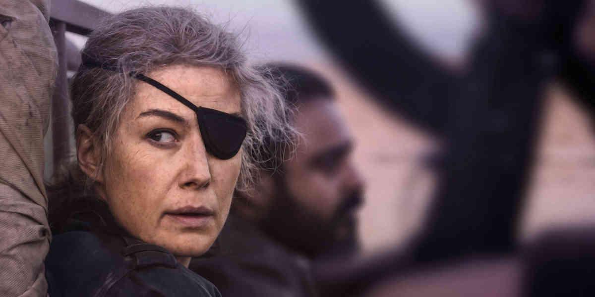 Ein Leben für die Kriegsberichterstattung: Marie Colvin in A Private War (2018)