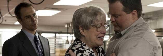 Nicht traurig sein - die nächste, reguläre Episode kommt ganz sicher. In der kommenden Woche. Solange schauen wir Sam Rockwell, Kathy Bates und Paul Walter Hauser aus DER FALL RICHARD JEWELL auf die Schauspielfinger.