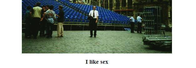Der echte Borat? Mahir Cagri gilt unter vielen zumindest als Inspiration - doch Sacha Baron Cohen äußert sich dazu nie. Hier ein Screenshot von Cagris Homepage, die 1999 zu einem der ersten Internet-Memes avancierte.