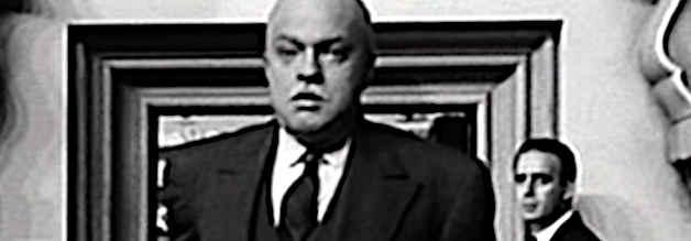Bitterer Abgang, der zweite: Am Ende seines Lebens in Kane ein verbitterter Mann. Regisseur und Darsteller Orson Welles trat ebenfalls nicht ganz zufrieden ab. Das einstige Wunderkind Hollywoods musste im Laufe seiner Karriere einige herbe Schlappen einstecken.