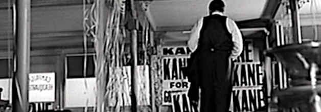 Bitterer Abgang: Kanes politische Ambitionen scheitern - nachdem der Verleger zur Zielscheibe seines eigenen Sensationalismus geworden ist.