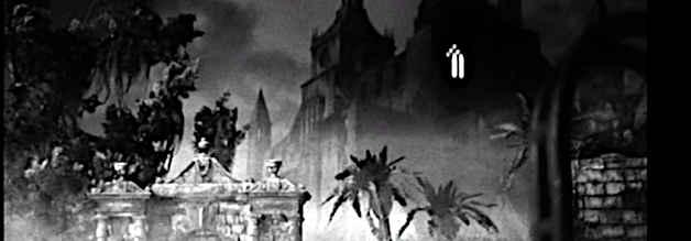 """Xanadu ist Charles Foster Kanes Luftschloss - und William Randolph Hearst """"Hearst Castle"""" an der kalifornischen Pazifikküste nachempfunden."""