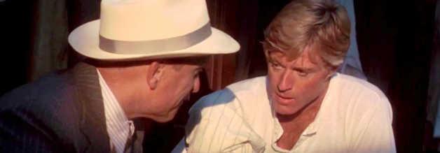 """""""Leute kommen und gehen, Hobbs. Sie kommen und gehen ..."""" - der legendäre Dialog zwischen Max Mercy (Robert Duvall) & Roy Hobbs (Robert Redford) kurz vor dem Entscheidungsspiel ist der Höhepunkt einer  SReporter-Spieler-Rivalität."""
