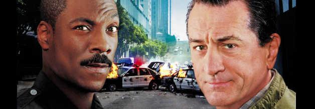 Zwei Superstars in einem supermittelmäßigen Film. Showtime macht zu wenig aus seiner interessanten, medienkritischen Prämisse.