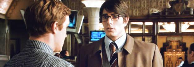 Clark Kent (Brandon Routh) kehrt nach fünf Jahren Abstinenz zum Daily Planet zurück. Ein Kollege ist gestorben, also passt es schon.