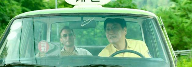A Taxi Driver basiert auf wahren Begebenheiten, die Eckdaten der Reporter-Reise sind verbürgt - alles drumherum, die zwischenmenschlichen Geschichten sind der Imagination der Autoren entspurgen.