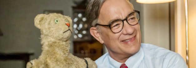 Ein erwachsener Mensch, der mit Puppen spielt? Ein bisschen spooky ist dieser Mr. Rogers schon.