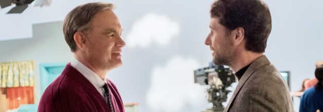 Der überkritische Journalist Vogel (Matthew Rhys) trifft auf den überfreundlichen TV-Star Mr. Rogers (Tom Hanks). Hat der Fernseh-Großvater etwas zu verbergen?