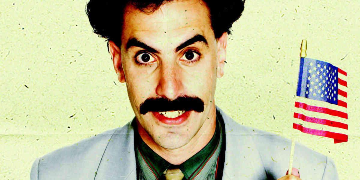 Naughty, naughty: Die Geschichte von Borat (2006)