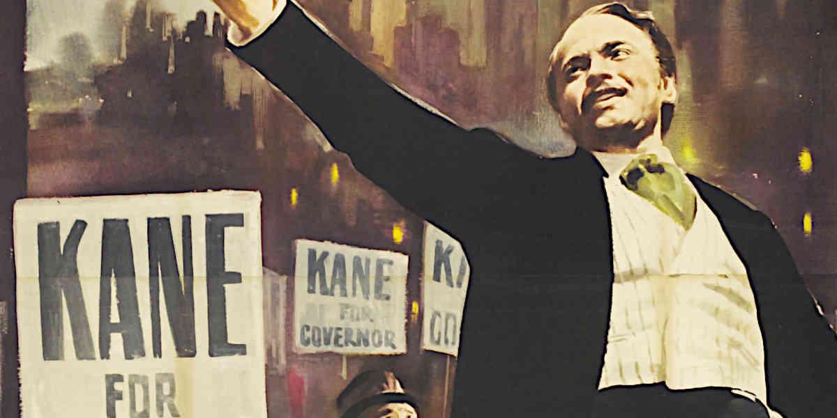 Die Leiden des Charles F. Kane: Citizen Kane (1941)