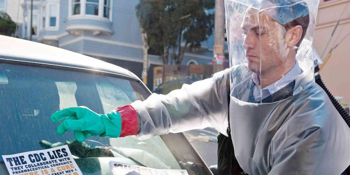 9 Pandemie-Filme, in denen Journalisten eine Rolle spielen