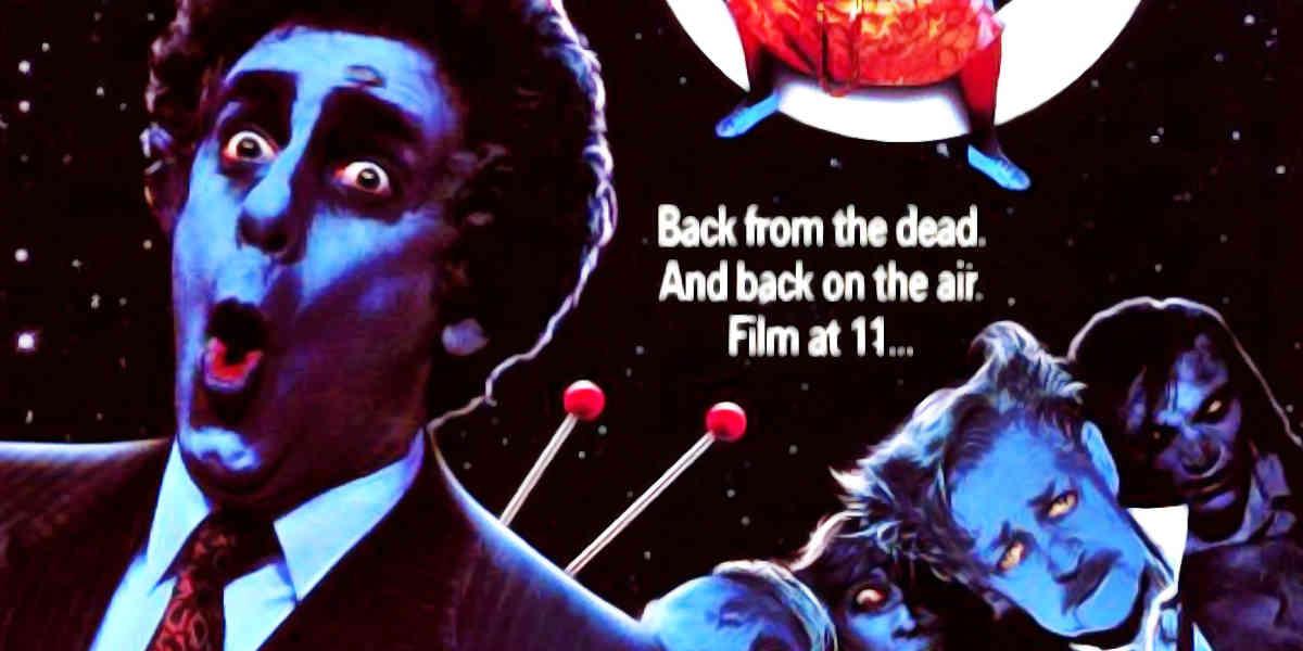 Barry Barron in Dead Men Don't Die (1990)