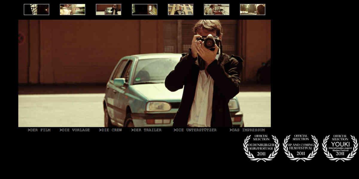 Rohrpost aus der Zukunft: EWE (2011, Kurzfilm)